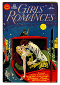 Golden Age (1938-1955):Romance, Girls' Romances #8 (DC, 1951) Condition: VF+....