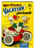 Golden Age (1938-1955):Cartoon Character, Dell Giant Comics Vacation Parade #1 (Dell, 1950) Condition: FN....