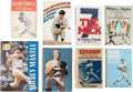 Baseball Collectibles:Others, Mickey Mantle Baseball Books Lot of 16. ...