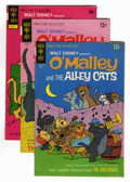 Bronze Age (1970-1979):Cartoon Character, O'Malley and the Alley Cats File Copy Group (Gold Key, 1971-72)Condition: Average VF/NM.... (Total: 13 Comic Books)