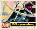 "Movie Posters:Science Fiction, 2001: A Space Odyssey (MGM, 1968). Half Sheet (22"" X 28"").. ..."