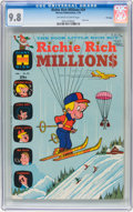 Bronze Age (1970-1979):Cartoon Character, Richie Rich Millions #39 File Copy (Harvey, 1970) CGC NM/MT 9.8Off-white to white pages.