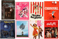 Movie/TV Memorabilia:Memorabilia, Assorted Movie Musicals Program Books.... (Total: 8 )