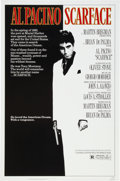 "Movie Posters:Crime, Scarface (Universal, 1983). One Sheet (27"" X 41"").. ..."