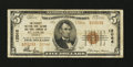 National Bank Notes:Missouri, Saint Louis, MO - $5 1929 Ty. 2 The Security NB Savings & TCCh. # 12066. ...