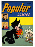 Golden Age (1938-1955):Humor, Popular Comics #130 (Dell, 1946) Condition: NM....