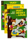 Bronze Age (1970-1979):Cartoon Character, Huey, Dewey, and Louie Junior Woodchucks Group (Gold Key/Whitman,1972-81) Condition: Average NM-.... (Total: 6 )