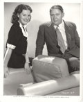 """Movie Posters:Hitchcock, Charles Laughton and Maureen O'Hara in """"Jamaica Inn"""" (Paramount,1939). Stills (3) (8"""" X 10"""").. ... (Total: 3 Items)"""