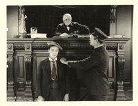 "Buster Keaton in ""Day Dreams"" (First National, 1922). Keybook Still (8"" X 10"")"