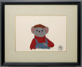 Movie/TV Memorabilia:Original Art, The Rescuers Original Production Cel....
