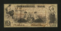Obsoletes By State:Indiana, Terre Haute, IN- Commercial Bank $2 Aug. 3, 1858. ...