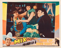 """The Rider of Death Valley (Universal, 1932). Lobby Card (11"""" X 14"""")"""