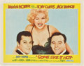 "Movie Posters:Comedy, Some Like It Hot (United Artists, 1959). Lobby Cards (4) (11"" X14"").. ... (Total: 4 Items)"