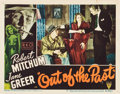 """Movie Posters:Film Noir, Out of the Past (RKO, 1947). Lobby Cards (2) (11"""" X 14"""").. ... (Total: 2 Items)"""