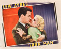 "Movie Posters:Drama, Iron Man (Universal, 1931). Lobby Card (11"" X 14"").. ..."