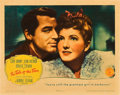 "Movie Posters:Comedy, The Talk of the Town (Columbia, 1942). Lobby Card (11"" X 14"").. ..."