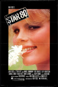 """Movie Posters:Drama, Star 80 (Warner Brothers, 1983). One Sheet (27"""" X 41"""") and Program (Multiple Pages) (9"""" X 12""""). Drama.. ... (Total: 2 Items)"""
