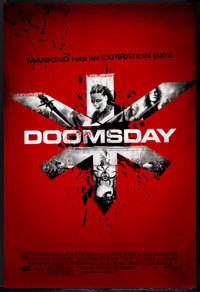 "Doomsday (Rogue Pictures, 2008). One Sheet (27"" X 40"") DS. Action"