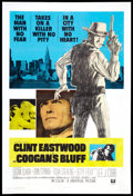 """Movie Posters:Crime, Coogan's Bluff (Universal, 1968). International One Sheet (27"""" X40.5""""). Crime.. ..."""