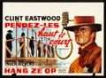 "Movie Posters:Western, Hang 'Em High (United Artists, 1968). Belgian (14"" X 20""). Western.. ..."