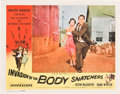 "Movie Posters:Science Fiction, Invasion of the Body Snatchers (Allied Artists, 1956). Lobby Cards(4) (11"" X 14"").. ... (Total: 4 Items)"