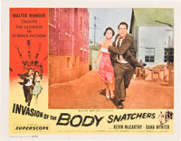 """Invasion of the Body Snatchers (Allied Artists, 1956). Lobby Cards (4) (11"""" X 14""""). ... (Total: 4 Items)"""