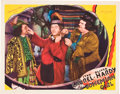 "Movie Posters:Comedy, The Bohemian Girl (MGM, 1936). Lobby Card (11"" X 14"").. ..."