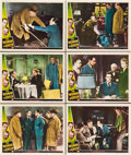 "Movie Posters:Mystery, The Woman in Green (Universal, 1945). Lobby Cards (6) (11"" X 14"").. ... (Total: 6 Items)"