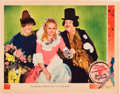 "Movie Posters:Comedy, Babes in Toyland (MGM, 1934). Lobby Card (11"" X 14"").. ..."