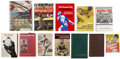 Baseball Collectibles:Others, 1948-2005 Negro League Baseball Books Lot of 12. ...