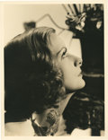 "Movie Posters:Drama, Greta Garbo by Clarence Sinclair Bull (MGM, 1930s). Portrait Still(10"" X 13"").. ..."