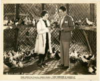 "Jane Wyatt and Ronald Colman in ""Lost Horizon"" (Columbia, 1937). Stills (3) (8"" X 10""). ... (Total:..."