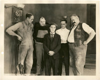 """Buster Keaton in """"My Wife's Relations"""" (First National, 1922). Keybook Still (8"""" X 10"""")"""