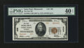 National Bank Notes:Minnesota, Saint Paul, MN - $20 1929 Ty. 2 The First NB Ch. # 203. ...