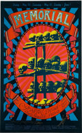 """Music Memorabilia:Posters, Grateful Dead """"Memorial"""" Carousel Ballroom Concert Poster, Signedby Kelley and Mouse (1968)...."""