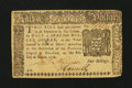 Colonial Notes:New York, New York March 5, 1776 $1/2 Extremely Fine....