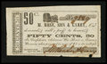 Obsoletes By State:Arkansas, Clarksville, AR- M. Rose, Son & Carey 50¢ April 5, 1863 Rothert 122-2A. ...