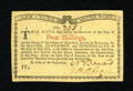 Colonial Notes:New York, New York January 6, 1776 (Water Works) 4s Superb Gem New....