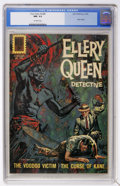 Silver Age (1956-1969):Mystery, Four Color #1289 Ellery Queen (Dell, 1962) CGC NM- 9.2 Off-whitepages....