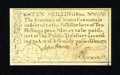 Colonial Notes:North Carolina, North Carolina December, 1771 10s Gem New....