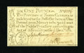 Colonial Notes:North Carolina, North Carolina December, 1771 L1 Gem New....