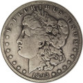1893-S $1 --Cleaned--ANACS. VF20 Details....(PCGS# 7226)