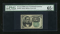 Fractional Currency:Fifth Issue, Fr. 1264 10c Fifth Issue PMG Gem Uncirculated 65 EPQ....