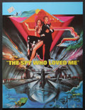 """Movie Posters:James Bond, The Spy Who Loved Me (United Artists, 1977). Program (9"""" X 12"""", 20Pages). James Bond. Starring Roger Moore, Barbara Bach, C..."""