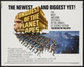 "Movie Posters:Science Fiction, Conquest of the Planet of the Apes (20th Century Fox, 1972). HalfSheet (22"" X 28""). Science Fiction. Starring Roddy McDowal..."