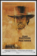 """Movie Posters:Western, Pale Rider (Warner Brothers, 1985). One Sheet (27"""" X 41""""). Western. Starring Clint Eastwood, Michael Moriarty, Carrie Snodgr..."""