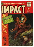 Golden Age (1938-1955):Horror, Impact #2 (EC, 1955) Condition: VF....