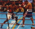 Boxing Collectibles:Autographs, Floyd Mayweather, Jr. Signed Photograph. After defeating Oscar DeLa Hoya earlier this year in one of the most hyped fights...