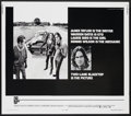 "Movie Posters:Cult Classic, Two-Lane Blacktop (Universal, 1971). Half Sheet (22"" X 28""). Drama.Starring James Taylor, Warren Oates, Laurie Bird, Dennis..."
