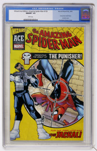 Wizard Ace Edition: Amazing Spider-Man #129 (Marvel-Wizard Publishing, 2002) CGC NM/MT 9.8 White pages